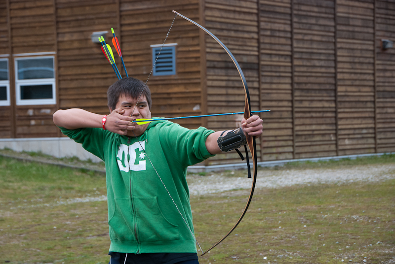 Penelakut Island Archery